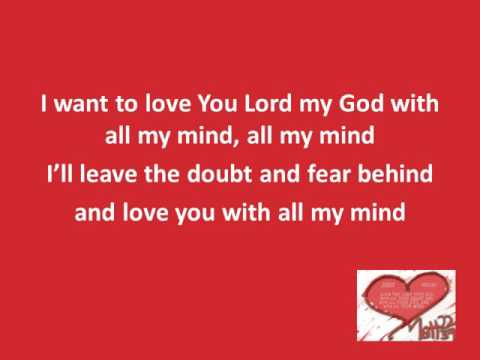 I Want to Love You Lord / Christian kids song / Praise Song / Bible Song / Matthew 22:37 / Love God