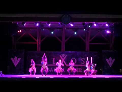 CUBA BAILA SHOW CUBAN DANCERS RIXOS DUBAI 2015