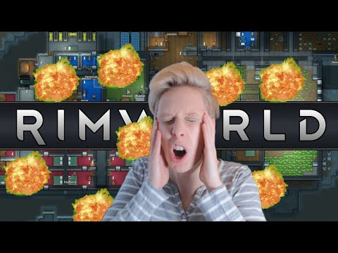 Let's Play RimWorld - Nothing but problems! |