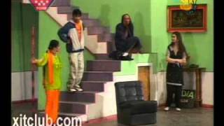 Hot Pot - Punjabi Stage Drama - Part 2/2
