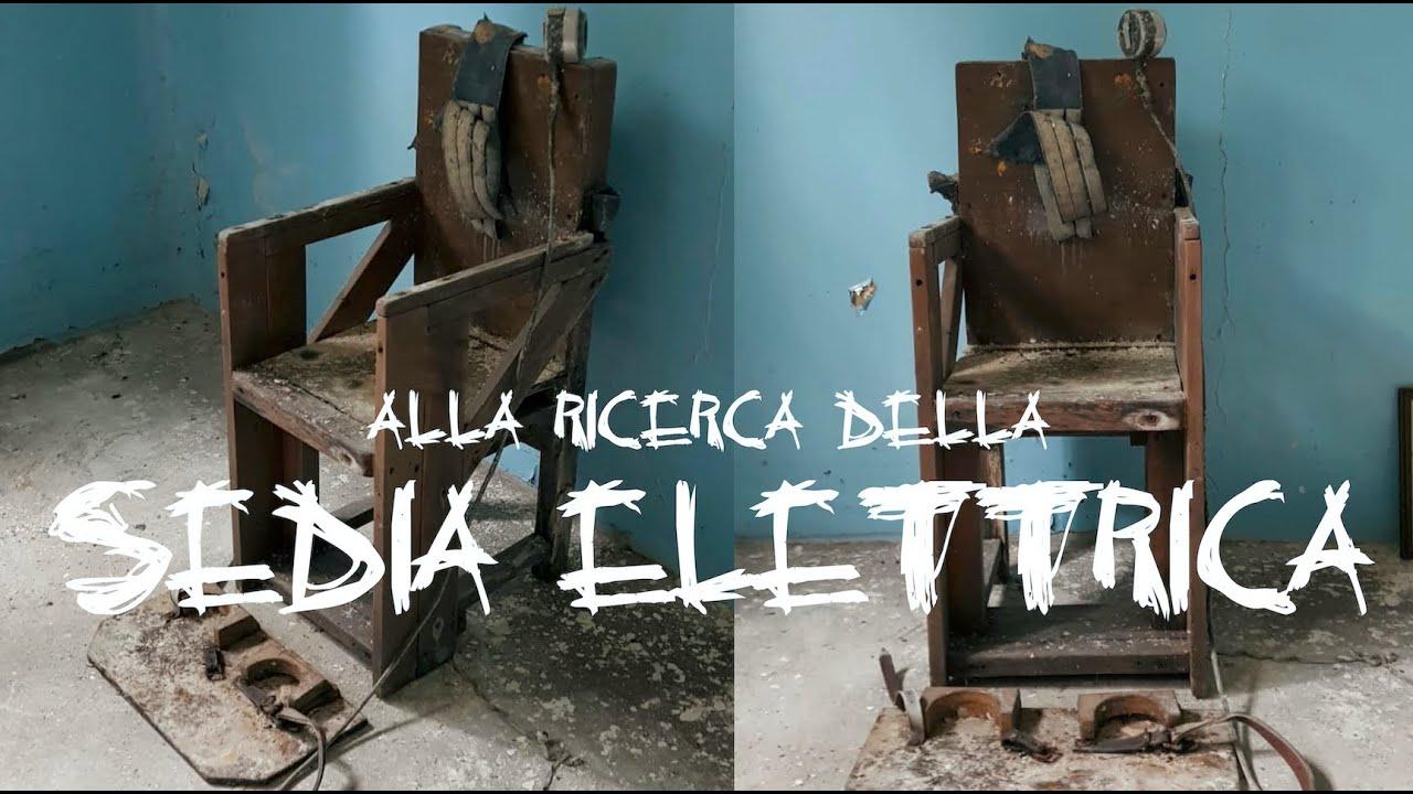 ALLA RICERCA DELLA SEDIA ELETTRICA