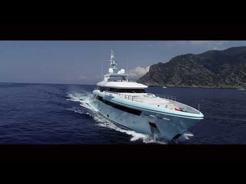Luxury SuperYachts - CRN 50m M/Y Latona