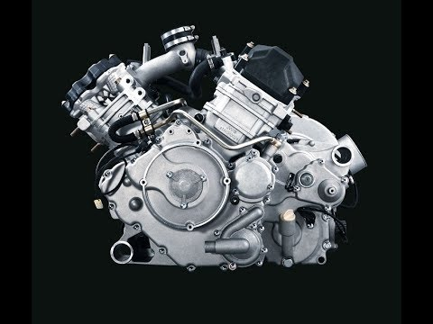 Ремонт двигателя квадроцикла  CFMoto  800