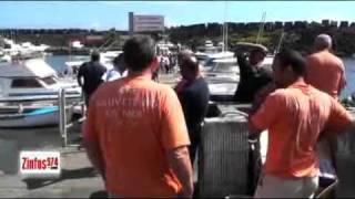 Tsunami en Indonésie : Nouvelles vagues attendues au port de Sainte-Marie