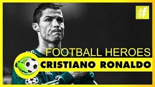 Cristiano ronaldo | football heroes | full documentary