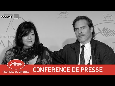 YOU WERE NEVER REALLY HERE  Conférence de Presse  VF  Cannes 2017