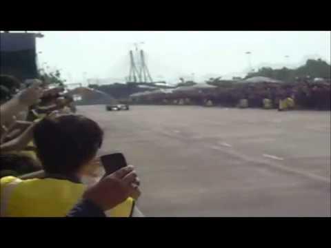 Red Bull F1 Team - Mumbai, India (Part-1)