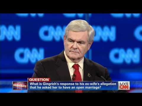 Gingrich slams CNN