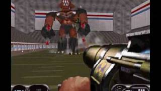 Duke Nukem 64 Damn Im Good Lvl28 End Boss With Music