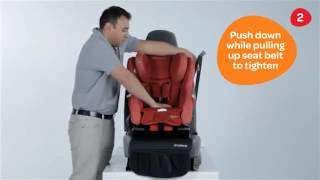 Maxi Cosi Convertible Car Seat Installation Baby Mode Australia