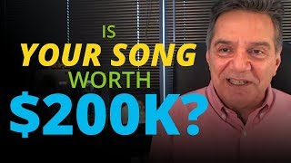 What KIND of Song Lands a $200,000 COMMERCIAL? [Song Reviews]