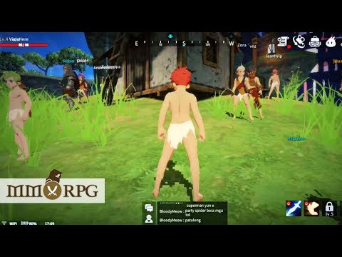 Top 9 Best MMORPG Android, IOS Games 2019 #6
