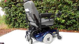 Pronto M51 Power Chair Like New Condition