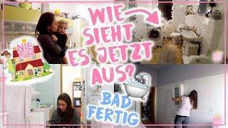 Wie sieht das Bad jetzt aus?🛁• Folge 10•Felix vloggt• Hühnersuppe kochen• Maria Castielle