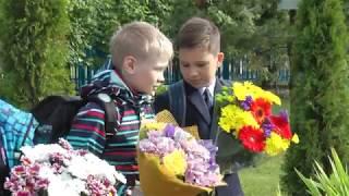 Школа № 1381 СП 762 Москва 1 сентября 2015 года (4 класс)
