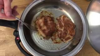 AMC Fleisch braten ohne Fett