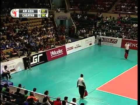 Air Asia vs Cagayan PSL All Filipino