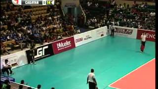 Air Asia vs Cagayan PSL All Filipino