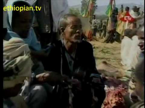 "Ethiopian Documentary   - ""Horse Holiday"" in Agaw, Gojjam, Ethiopia - Part 1 of 2"