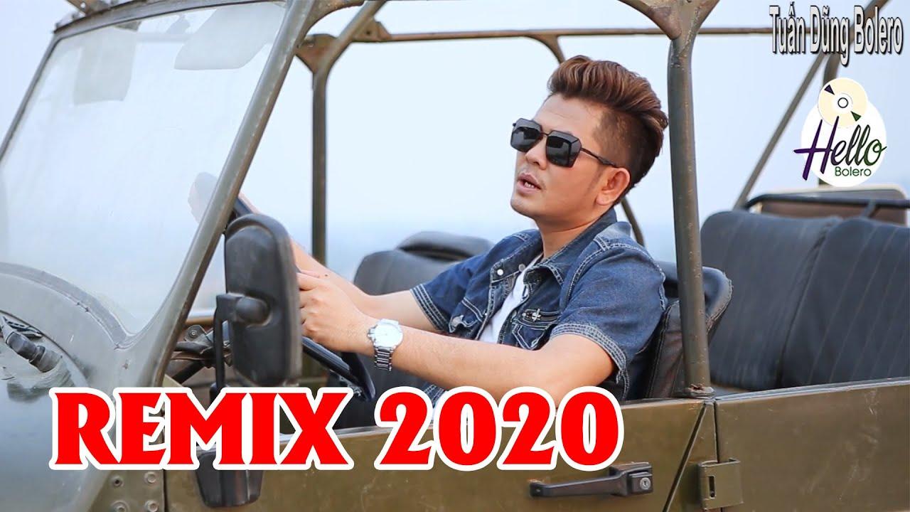 Liên Khúc Nhạc Vàng REMIX CỰC CĂNG NGHE LÀ NGHIỆN - Tuấn Dũng Bolero REMIX 2020
