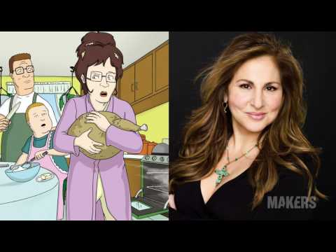 Kathy Najimy, Actor & Activist | MAKERS