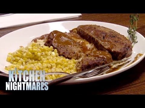 Gordon Ramsay Tries An 'Award Winning' Meatloaf | Kitchen Nightmares