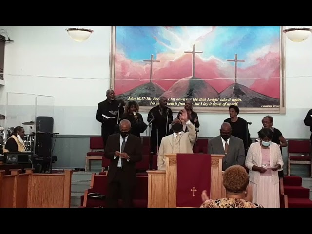 September 19th 2021 Jerriel Missionary Baptist Church Sunday Worship 10:30am