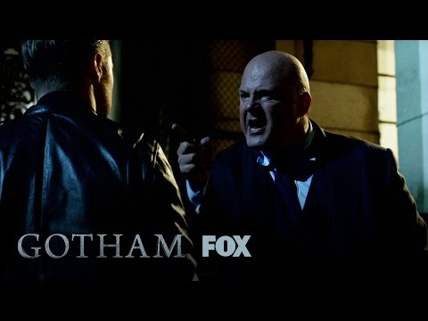 Fish Mooney Takes A Hostage   Season 3 Ep. 2   GOTHAM