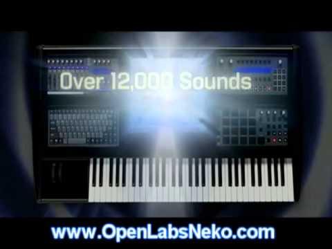 Open Labs Neko XXL Commercial