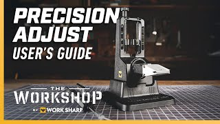 Video: Work Sharp Precision Adjust - Ascutitor manual