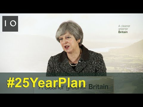 Prime Minister's Speech on the Environment