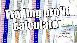 Bet Angel - Trading profit calculator
