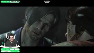 RE6 Co-op playthrough
