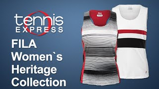 Fila Womens Heritage Collection | Tennis Express
