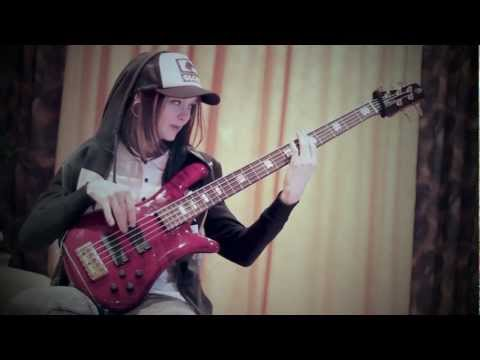 The Dillinger Escape Plan -- Milk Lizard (bass cover by (Wall\=) Yoko^^ from YouTube · Duration:  4 minutes 32 seconds