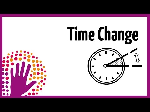 Daylight Saving Time – explained easily