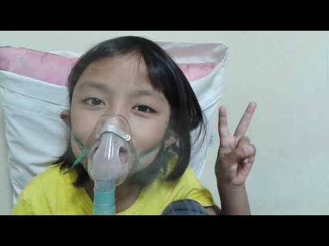Pixel belajar berani berobat ke dokter | Mengenal fisioterapi inhalasi uap buat anak
