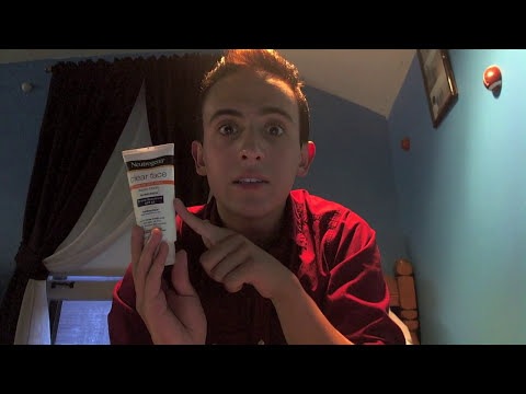 Neutrogena Face Wash and Nivea Face Scrub for Men - YouTube