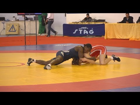 Faces Of Africa - Female Wrestlers of Senegal, Part 2