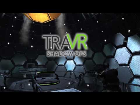 Virtuix Omni - TRAVR: Shadow Ops