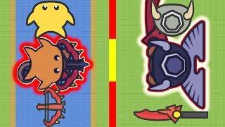 Moomoo.io - The Barbarian Flipper (Moomoo.io Highlights)