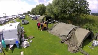 4daagse 2015 tentenbouw