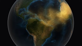 NASA | Satellite Tracks Saharan Dust to Amazon in 3-D