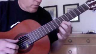 Savior Like A Shepherd Lead Us Classical Guitar Solo