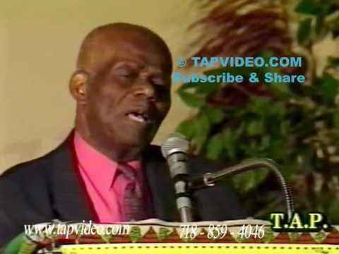 Dr. John Henrik Clarke The reality for a new Africa