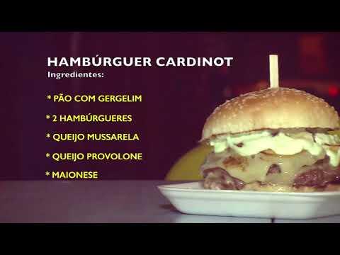 "Hambúrguer ""Cardinot"""