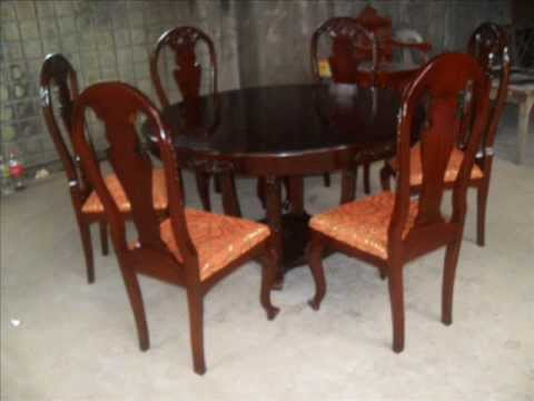 Philippine Furniture Narra
