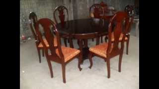 Philippine Furniture:narra