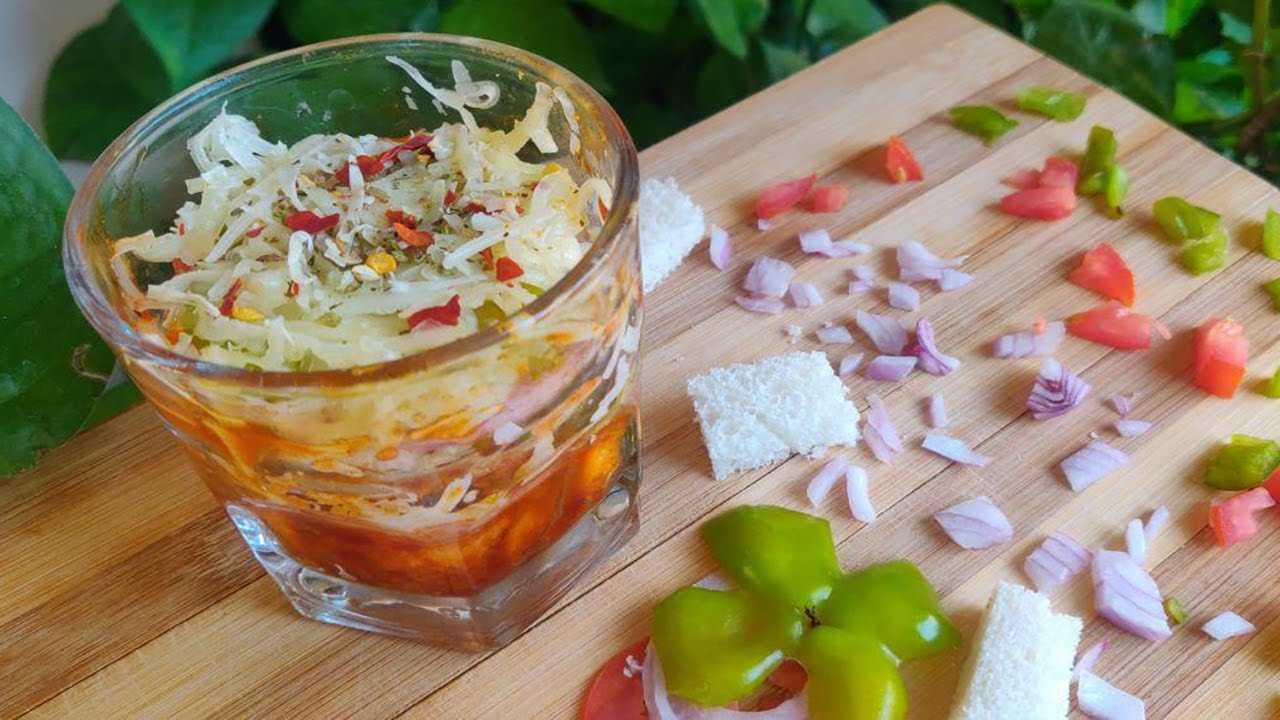 1 Minute Jar Pizza🍕 in Microwave  Mug Pizza🍕 Recipe   Sadda Kitchen