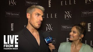 Kim Kardashian's Hairstylist Attends NYFW 2019 Kick-Off Without Her | E! Red Carpet & Award Shows